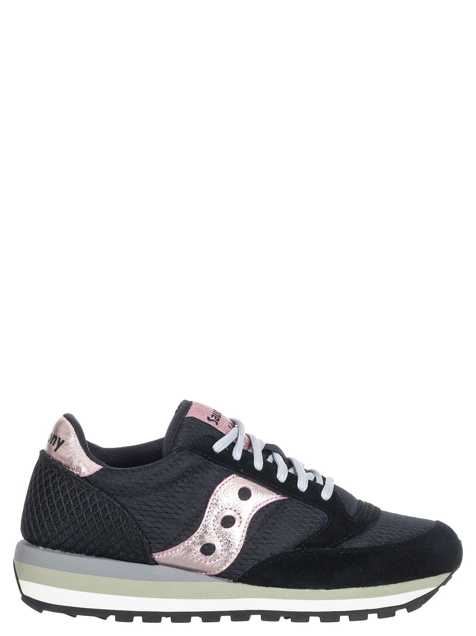 Saucony Jazz Black/pink Sneakers