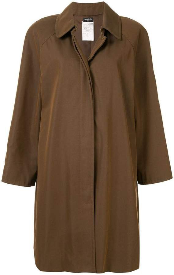Pre-Owned coat jacket