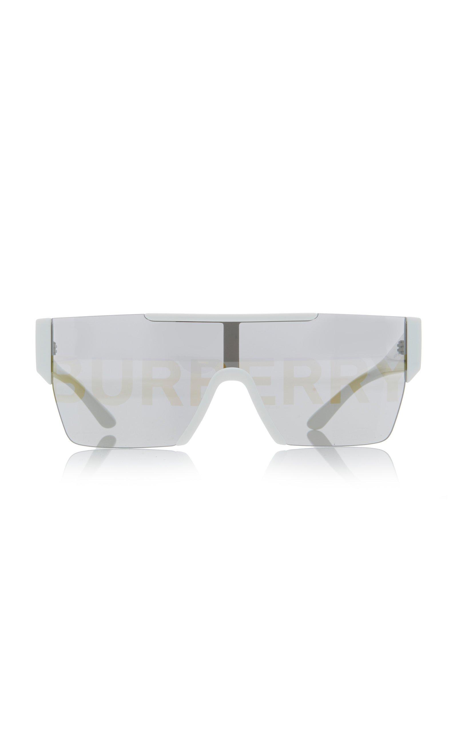 Burberry Square-Frame Acetate Sunglasses