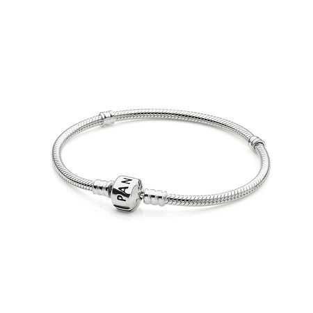 Iconic Silver Charm Bracelet | PANDORA Jewelry US