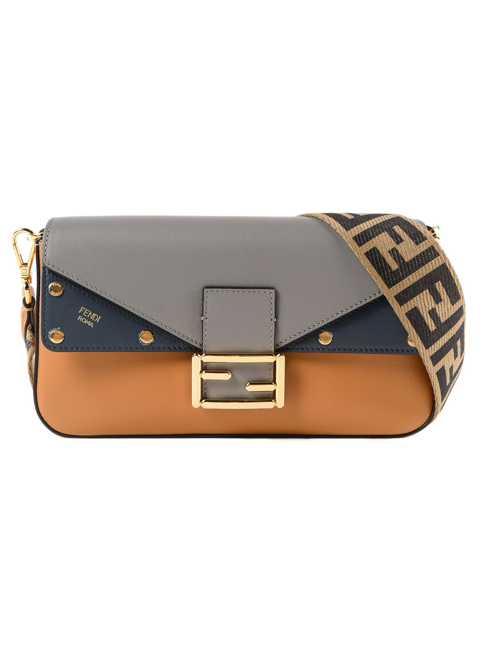 Fendi Baguette Shoulder Bag
