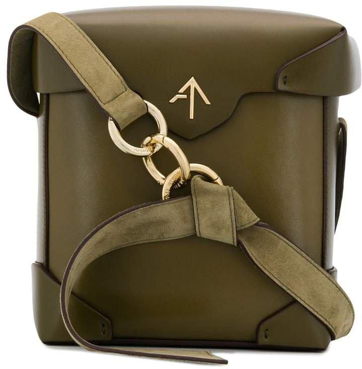 Manu Mini Pristine cross body bag
