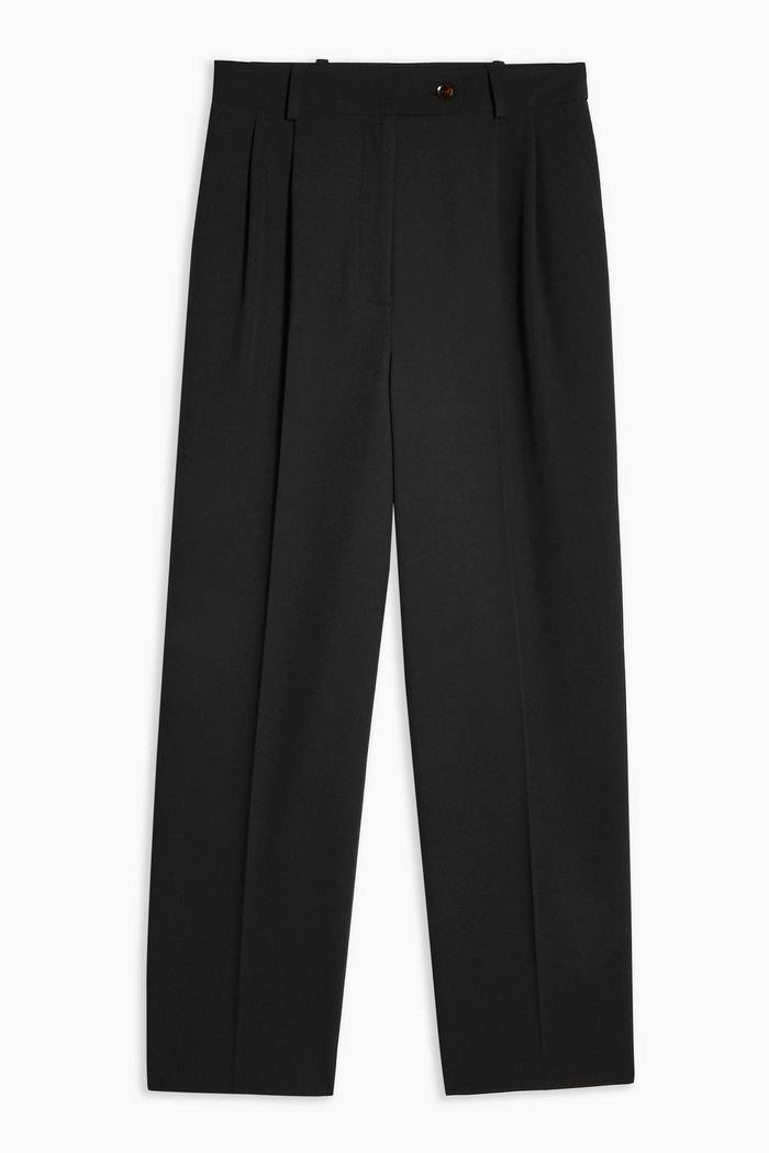 Black Suit Trousers | Topshop