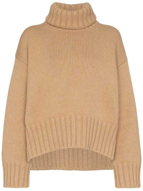 PRADA turtleneck cashmere jumper