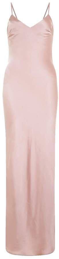 Gilda & Pearl - Sophia Long Slip India Pink