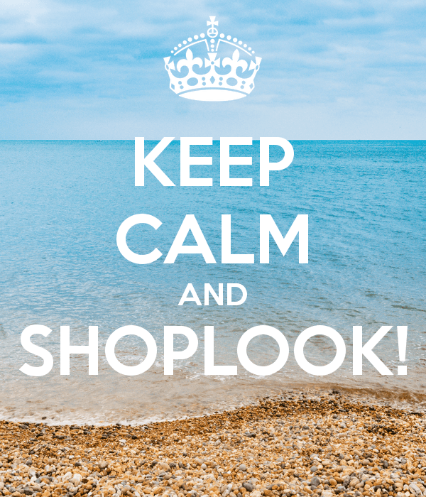 KEEP CALM AND SHOPLOOK! Poster | cgoehring78 | Keep Calm-o-Matic