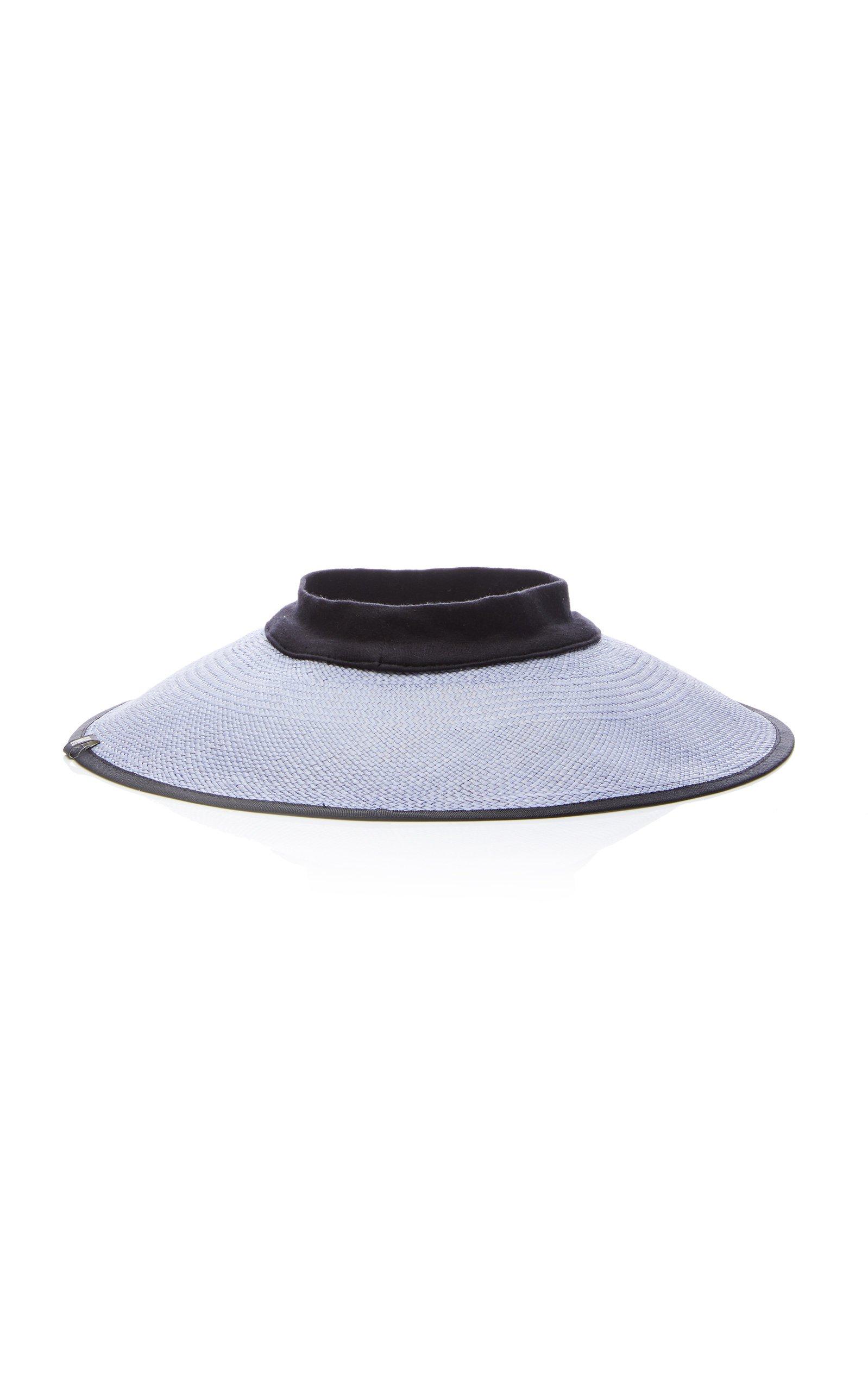 Nannacay Akele Open Top Woven Raffia Hat