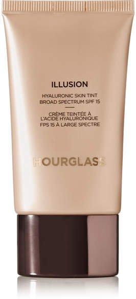 Illusion® Hyaluronic Skin Tint Spf15 - Light Beige, 30ml