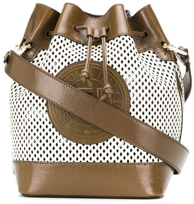 Mon Tresor bucket bag