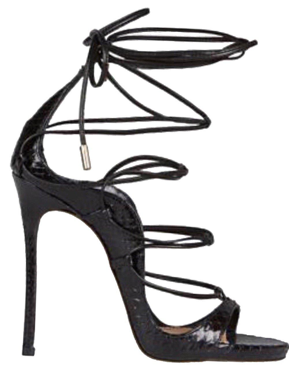 Dsquared2 Sandal Heel Black