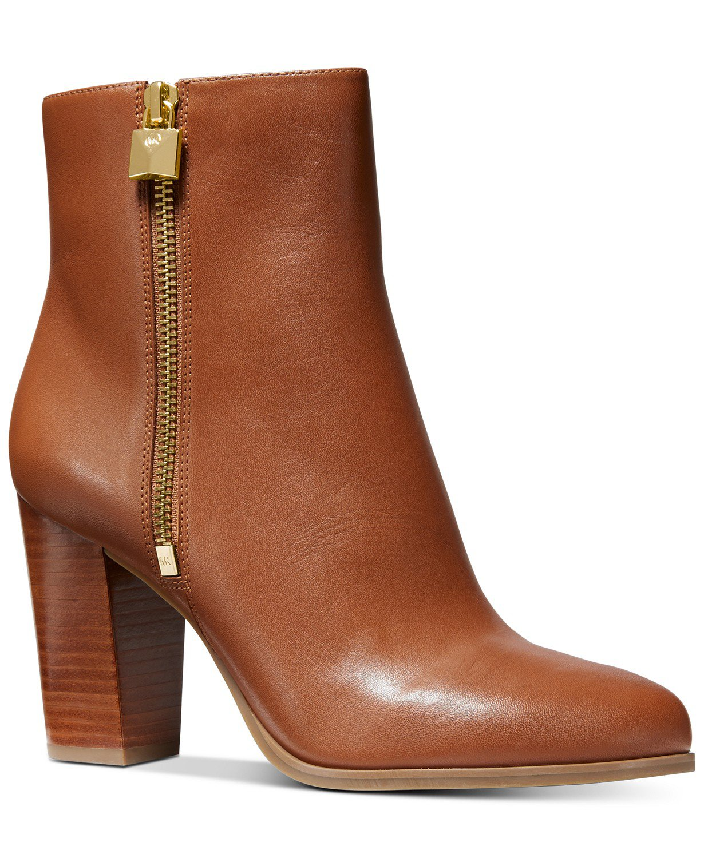 Michael Kors Frenchie Flex Dress Booties & Reviews - Boots - Shoes - Macy's