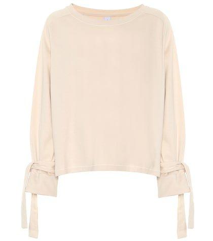 Osprey cotton-blend sweatshirt