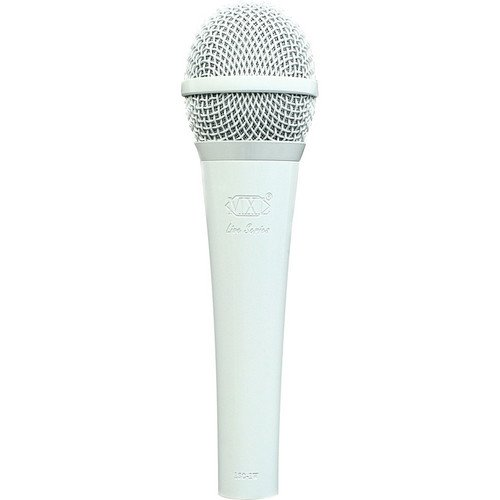 White Microphone