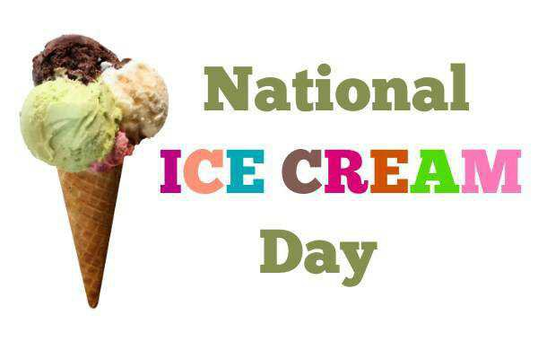 ice cream day 2018 - Google Search