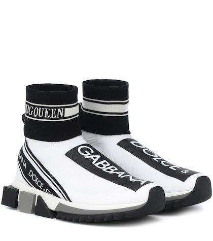 Sorrento high top sneakers