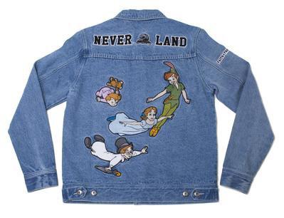 Never Land Denim Jacket - Cakeworthy