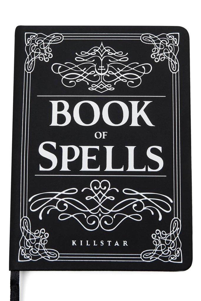 Book Of Spells Journal [B]   KILLSTAR - US Store