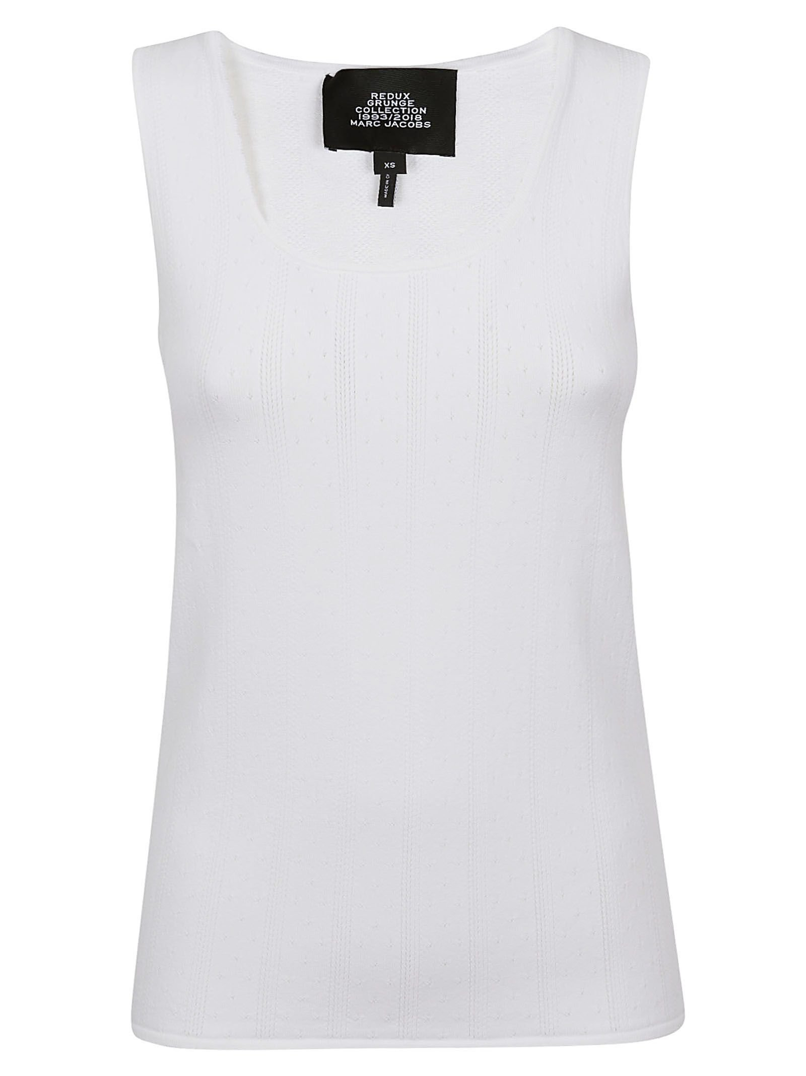 Marc Jacobs Pointelle Tank Top