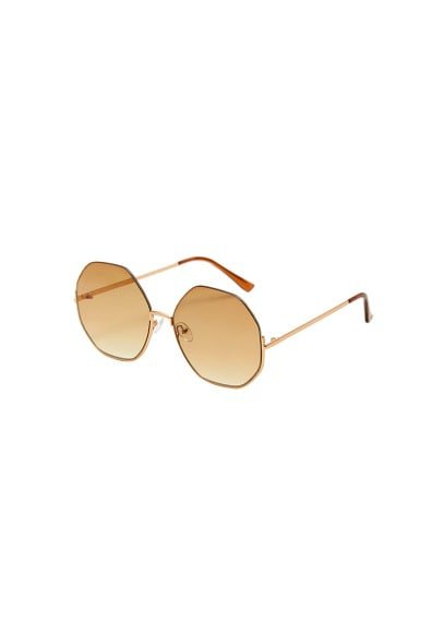 MANGO Metal sunglasses