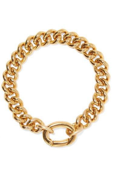 Laura Lombardi | Presa gold-tone bracelet | NET-A-PORTER.COM