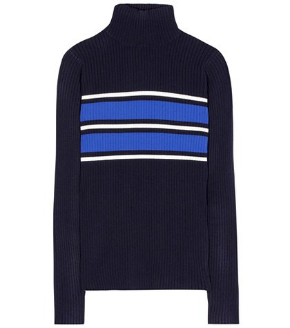Tech Knit turtleneck sweater