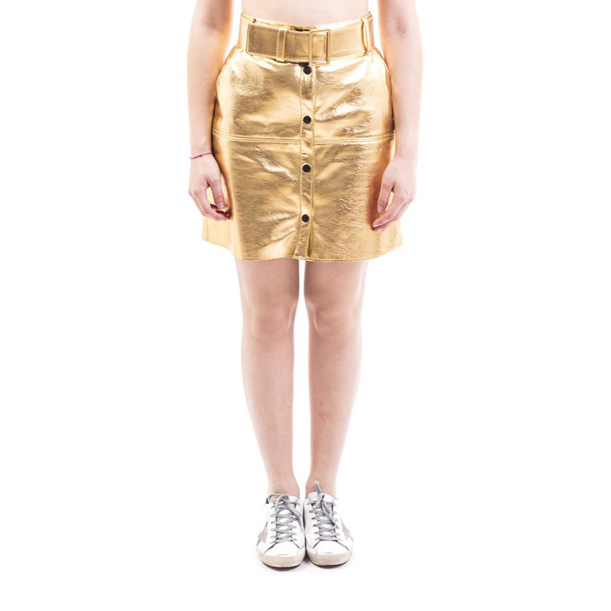 Msgm Viscose Blend Skirt