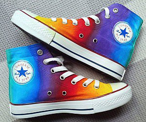 rainbow converse - Google Search