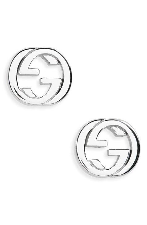 Silver stud earrings | Nordstrom