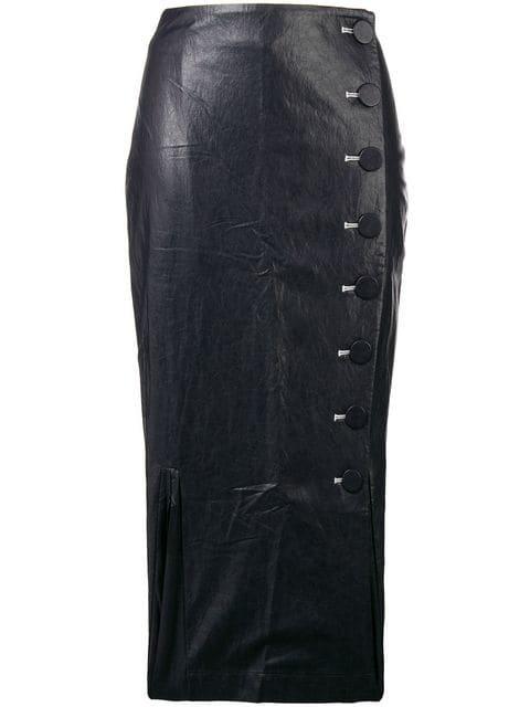 Rejina Pyo Tyler Flared Skirt - Farfetch