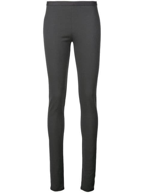 Rick Owens simple leggings