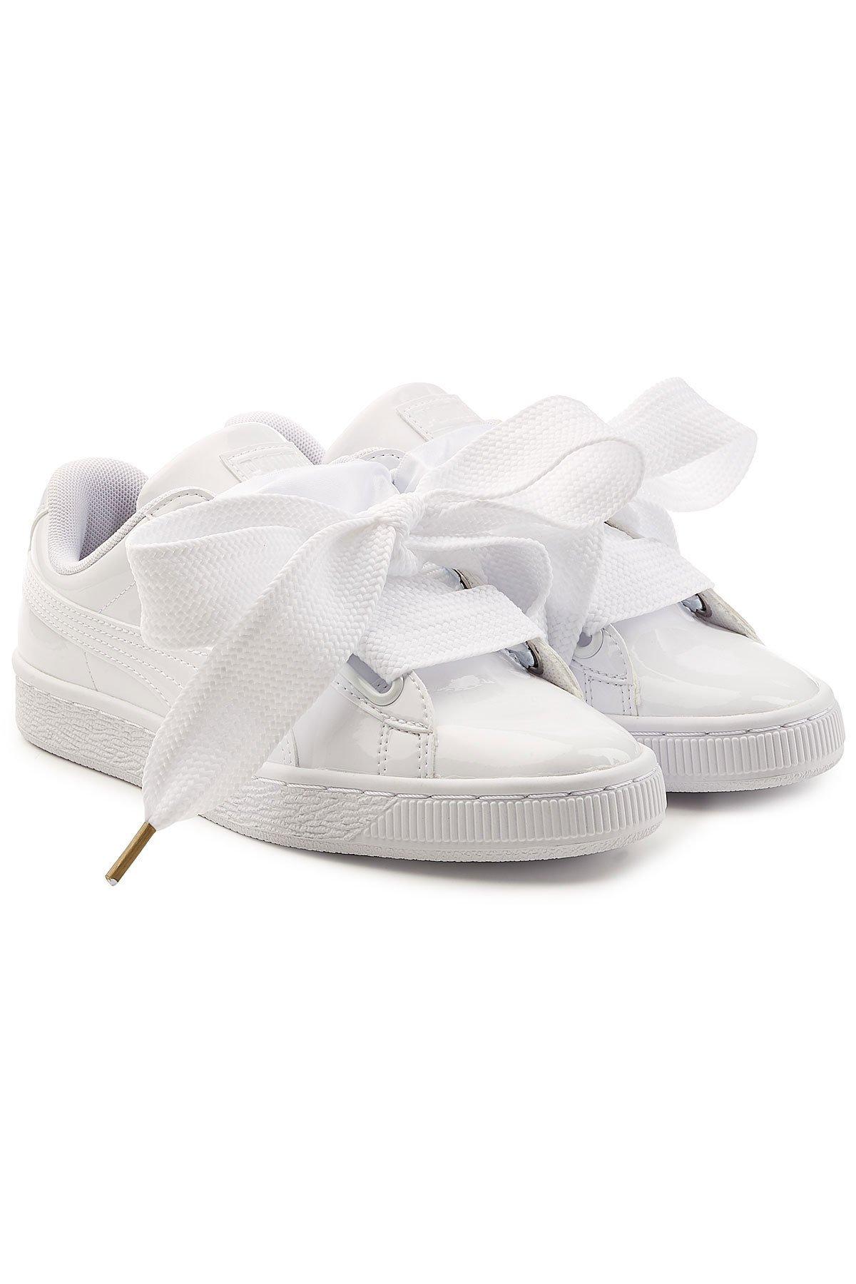 Basket Patent Sneakers Gr. UK 8