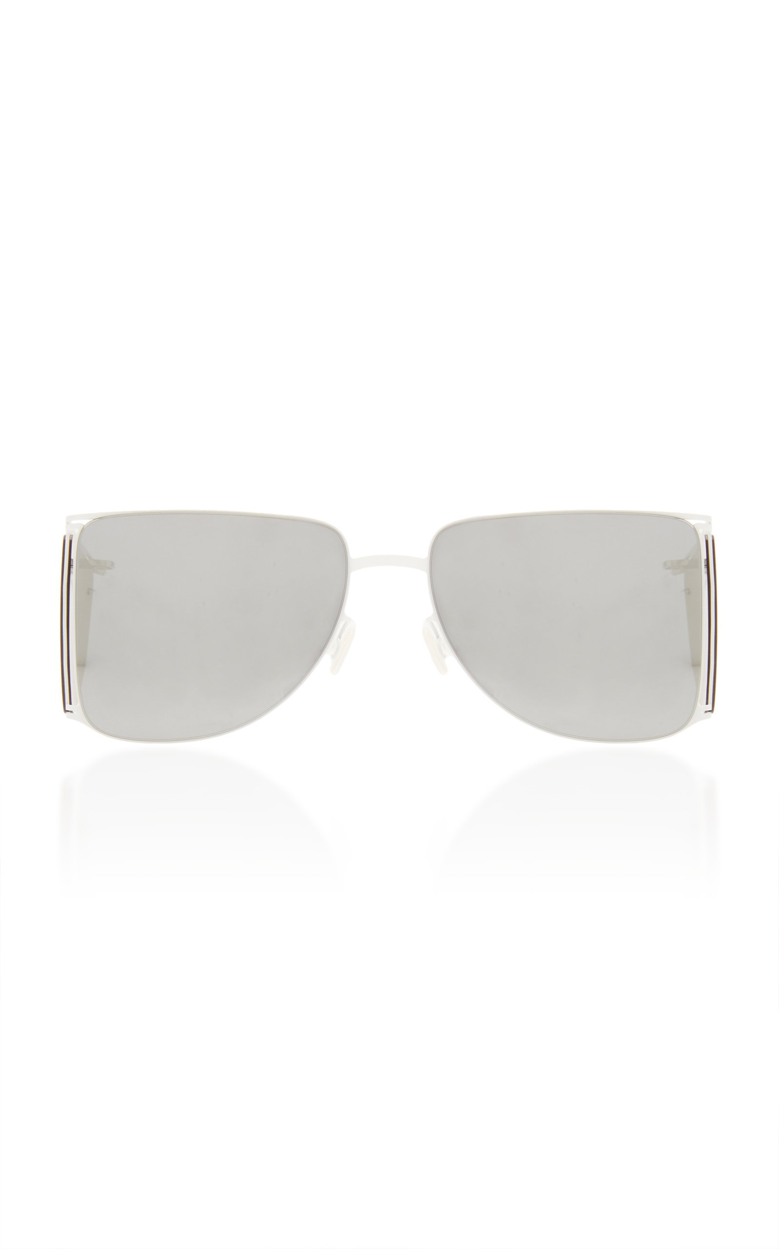 Helmut Lang X MYKITA Aviator-Style Sunglasses