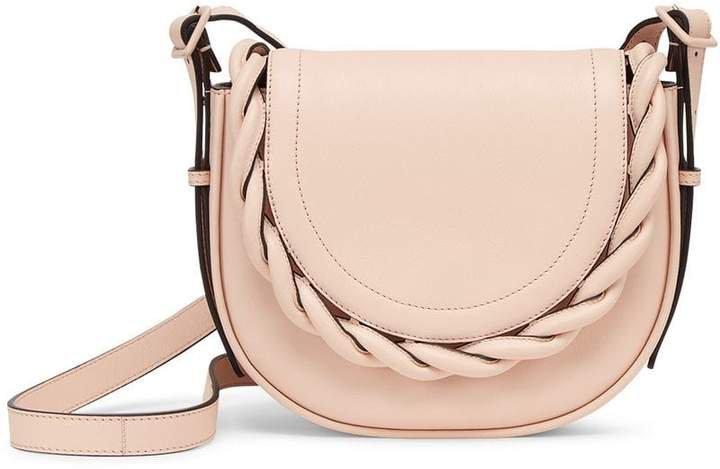 Idda braided shoulder bag