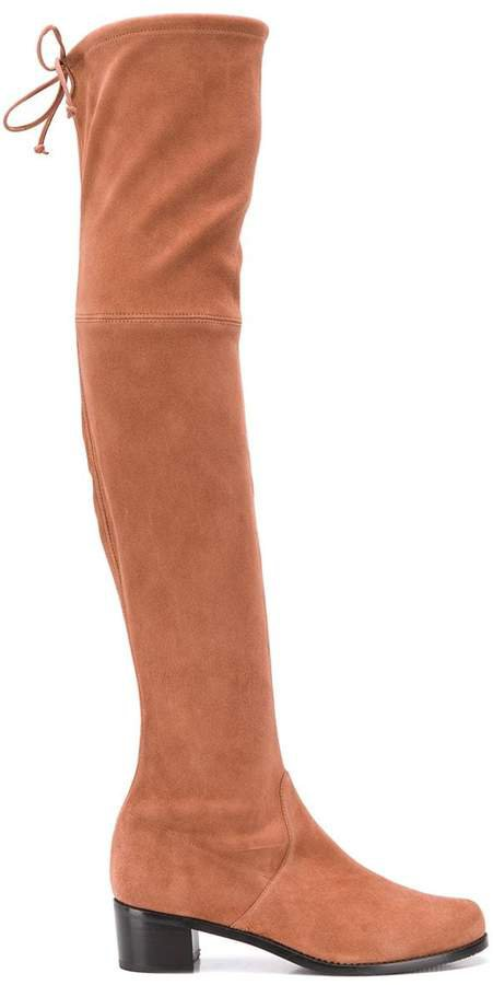 Midland over the knee boots
