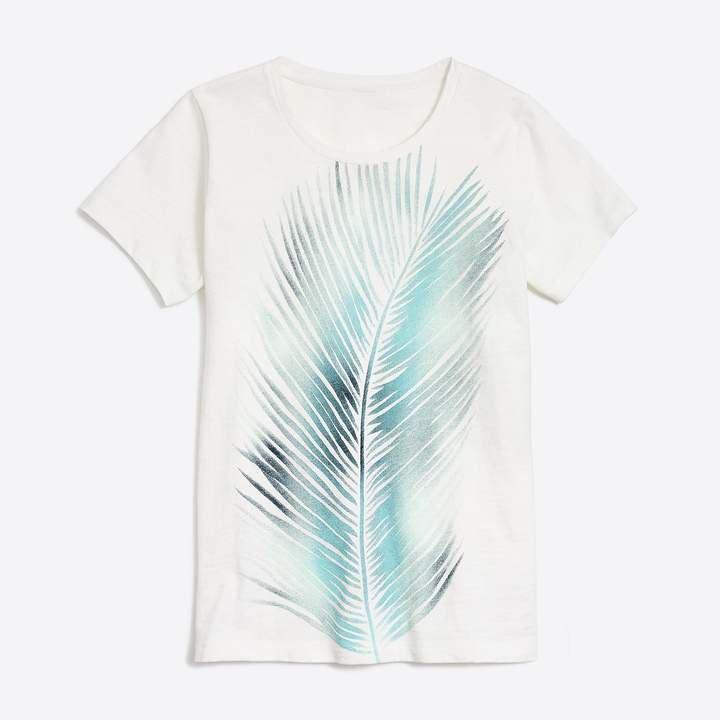 Palm leaf collector T-shirt