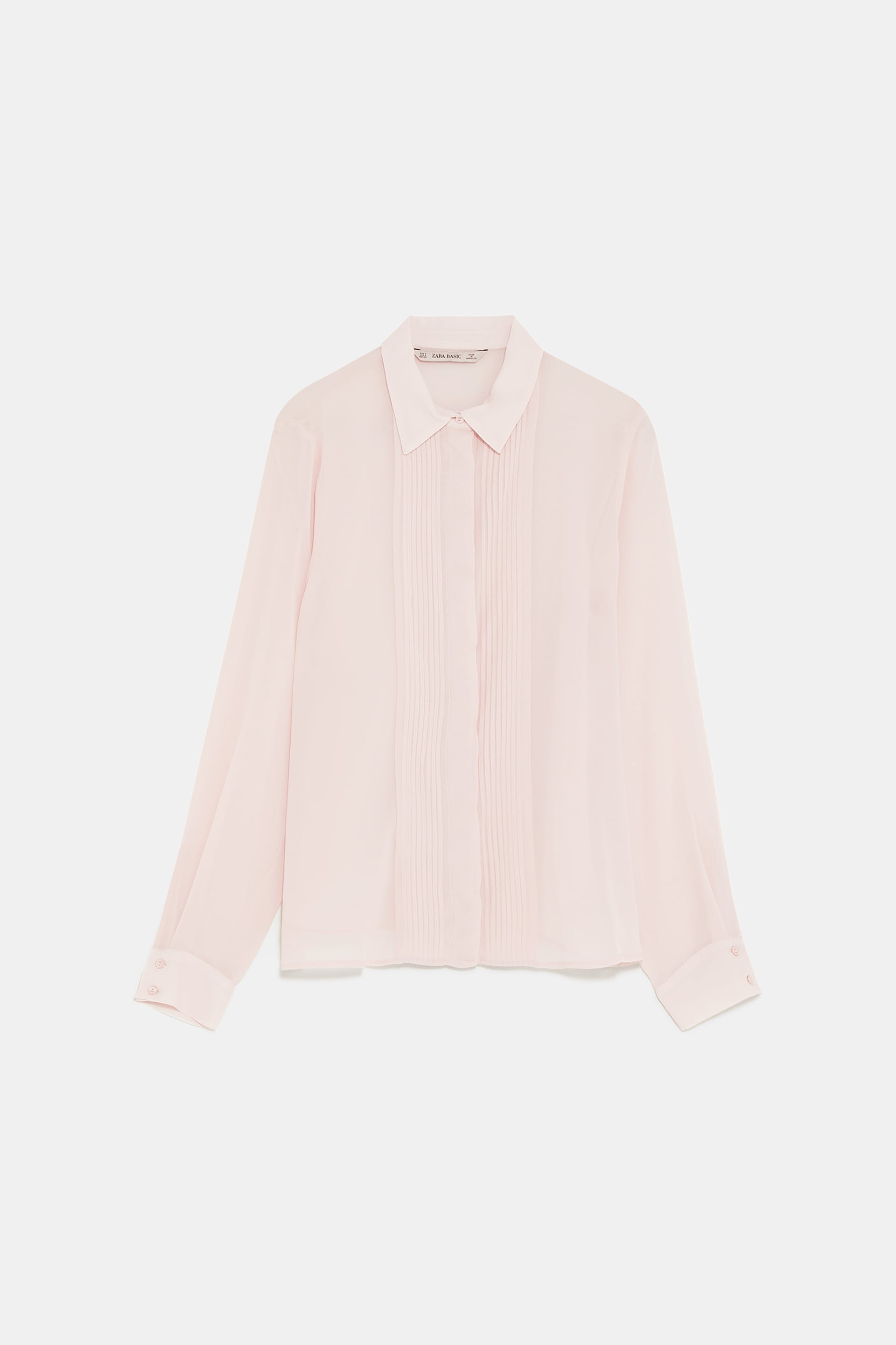 PINTUCK TOP - View All-SHIRTS | BLOUSES-WOMAN | ZARA United States