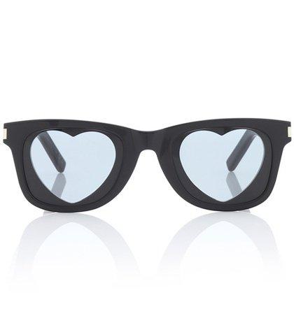 Classic SL 51 Heart sunglasses