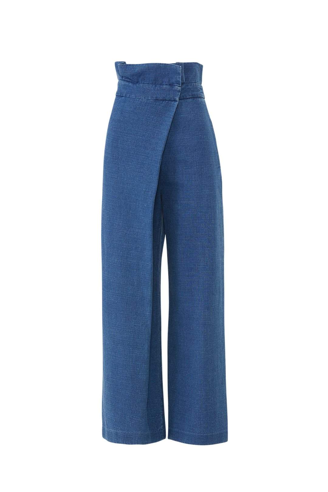 Nikko Wrap Flare Jeans by Mara Hoffman for $65 | Rent the Runway