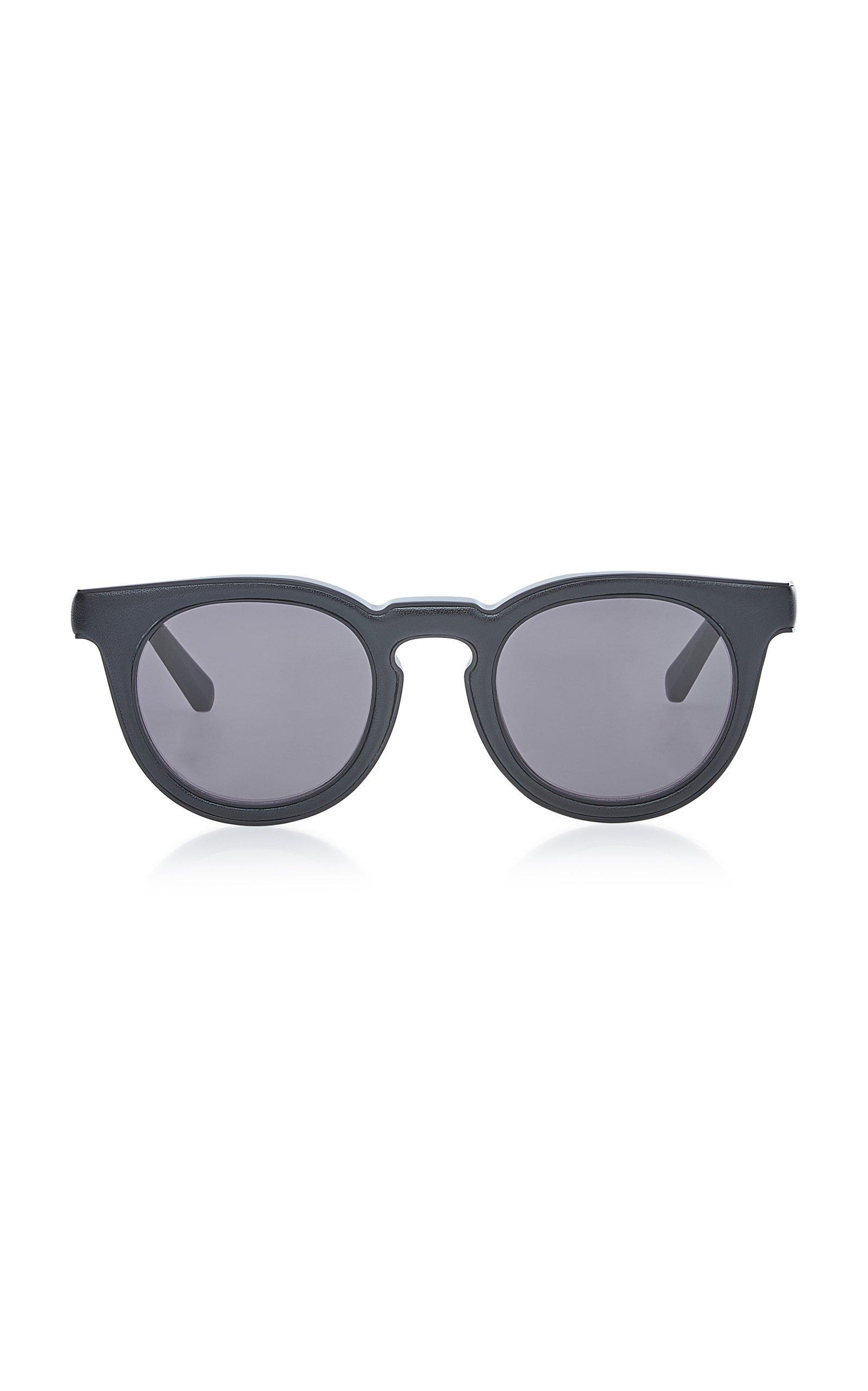 Loewe Sunglasses Oversized Round Acetate Sunglasses