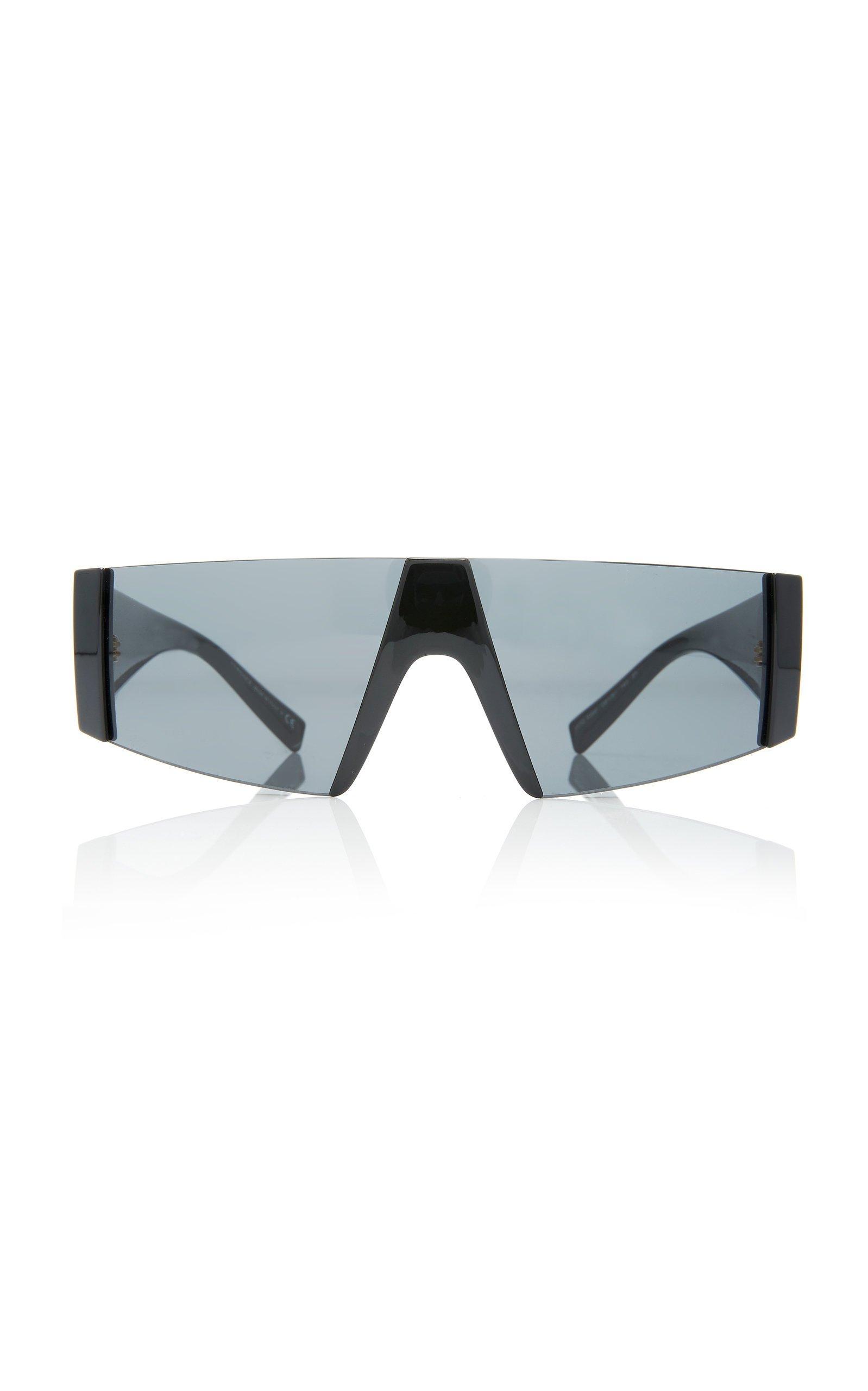 Versace Sunglasses Square-Frame Acetate Sunglasses