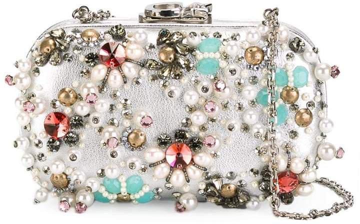 Susan C Star clutch bag