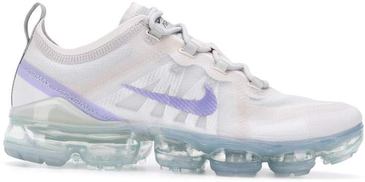 Vapormax low top trainers