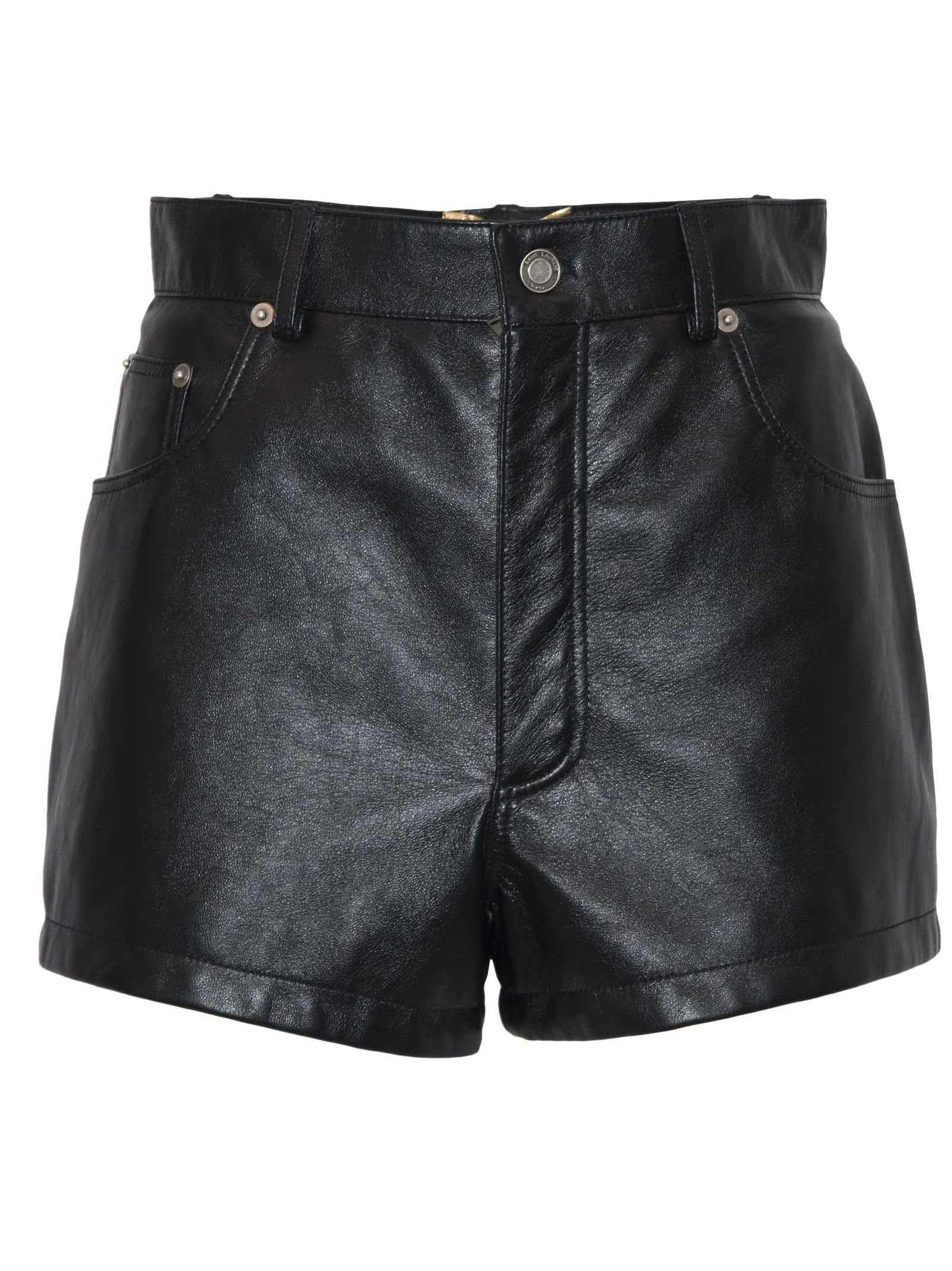 Saint Laurent Slim-fit Shorts