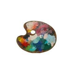 hat paint shirt