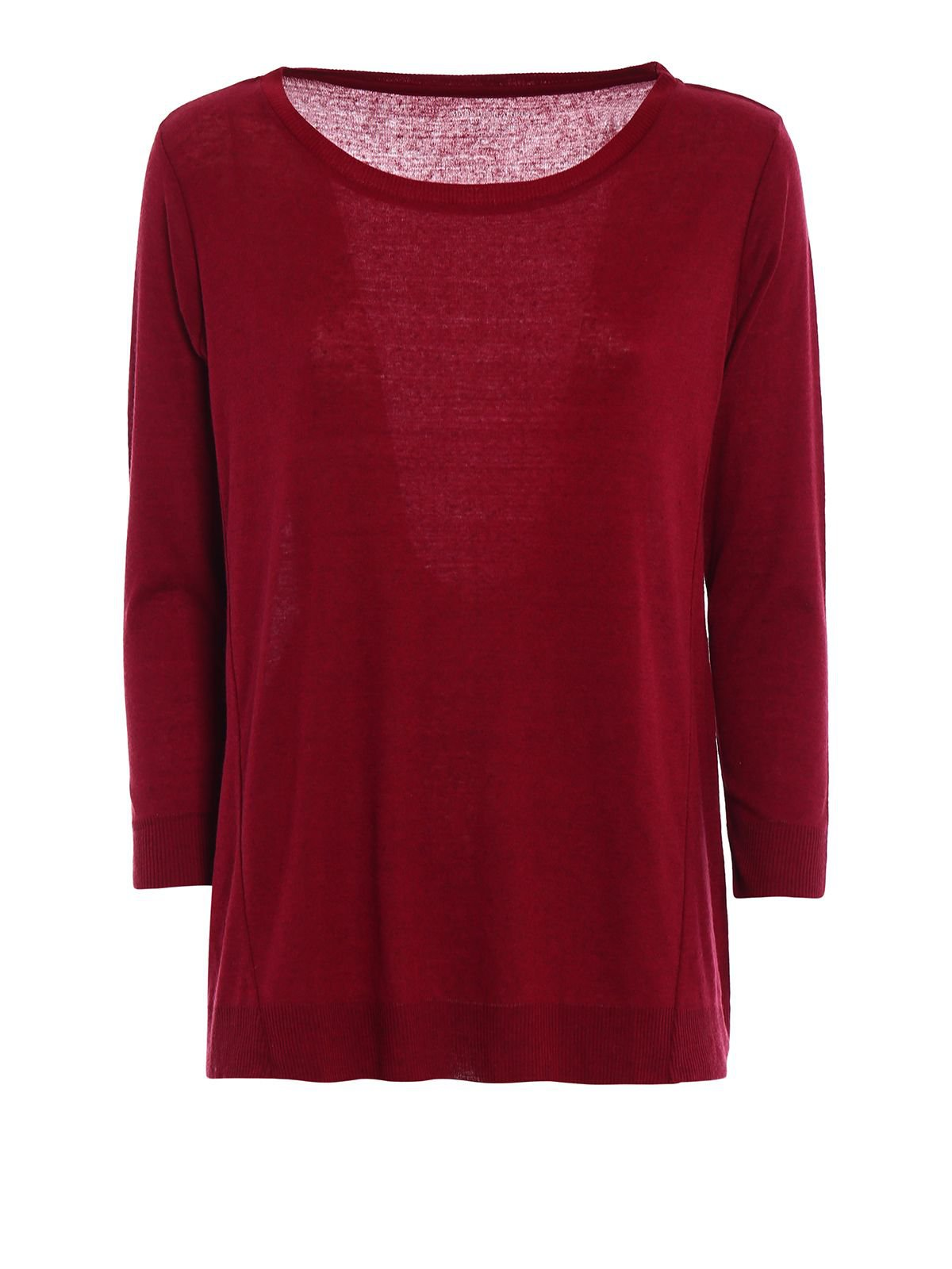 Majestic Filatures Cotton And Cashmere Blend Sweater