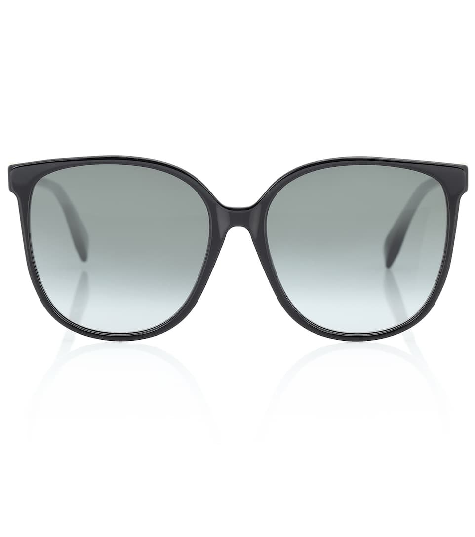 X Gentle Monster Square Sunglasses | Fendi - Mytheresa