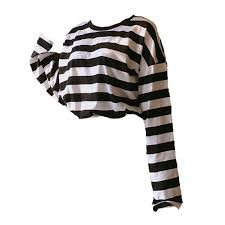 stripped shirt long sleeve
