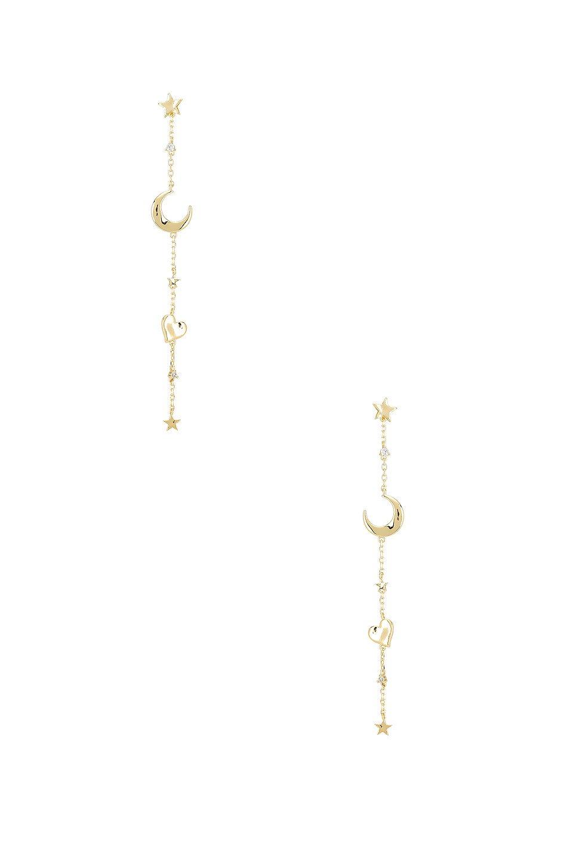 Astra Multi Drop Earrings