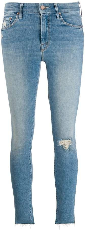 Looker skinny ankle length jeans
