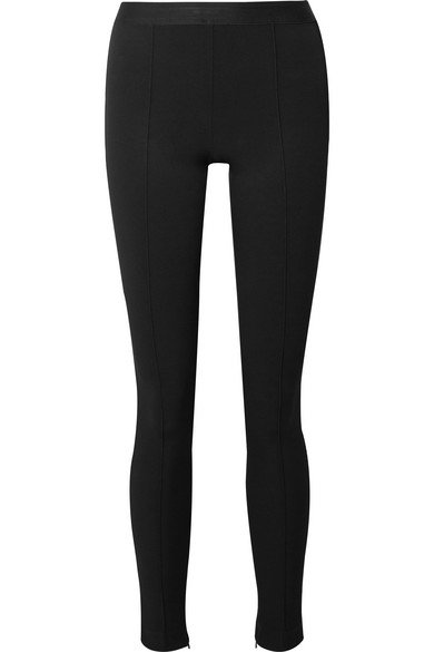 Helmut Lang | Stretch-jersey leggings | NET-A-PORTER.COM